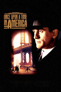 """Poster for the movie """"Once Upon a Time in America"""""""