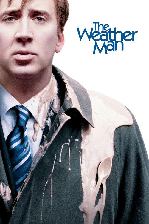 """Poster for the movie """"The Weather Man"""""""