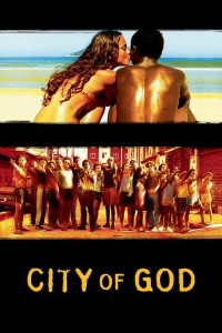 "Poster for the movie ""City of God"""