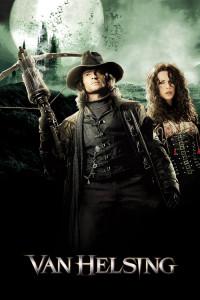 "Poster for the movie ""Van Helsing"""
