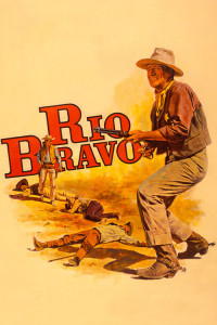"Poster for the movie ""Rio Bravo"""