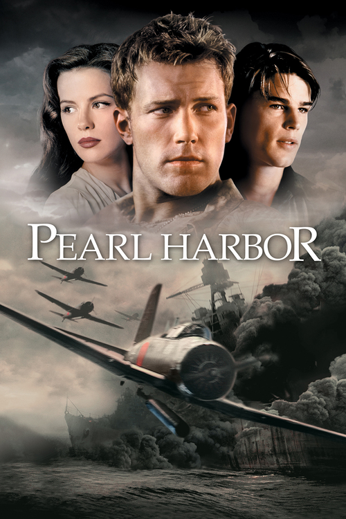 """Poster for the movie """"Pearl Harbor"""""""