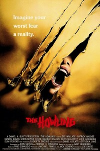 "Poster for the movie ""The Howling"""