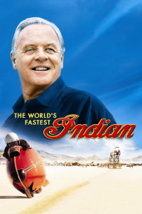 "Poster for the movie ""The World's Fastest Indian"""