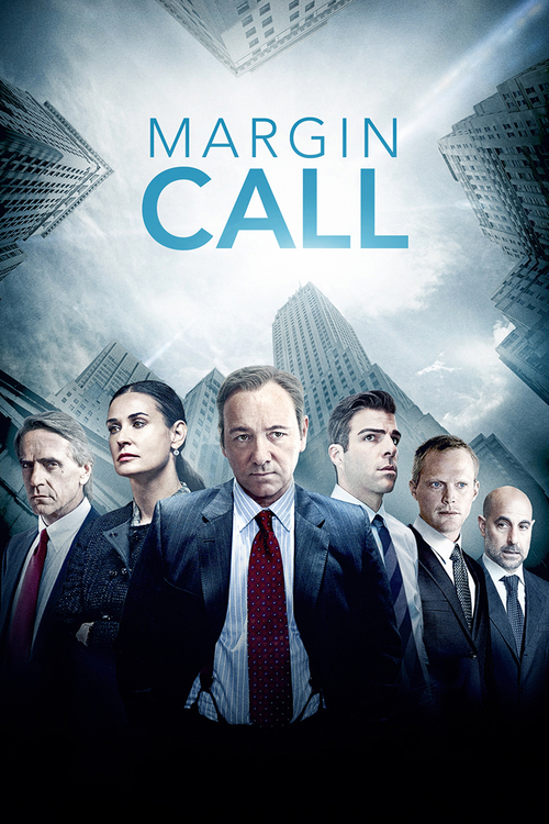 """Poster for the movie """"Margin Call"""""""