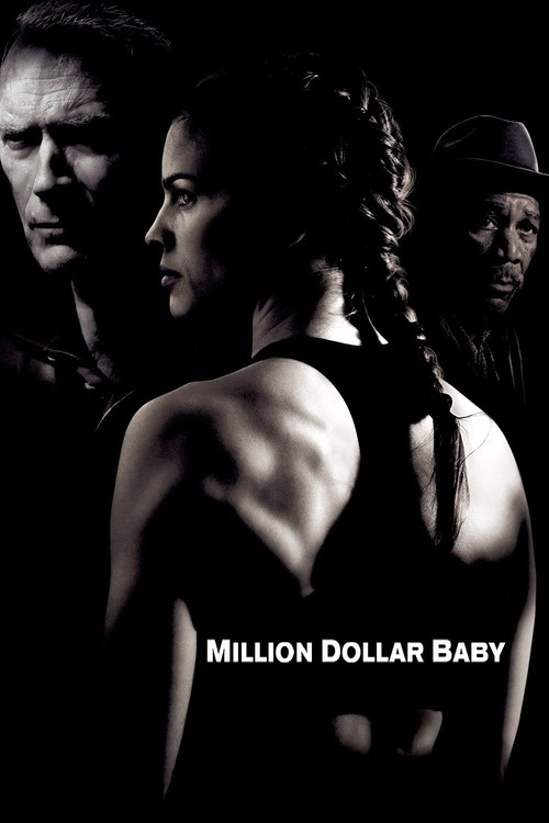 """Poster for the movie """"Million Dollar Baby"""""""