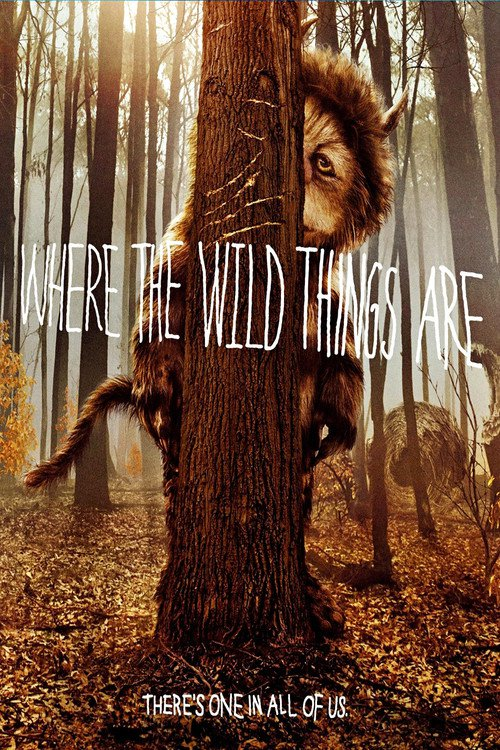 """Poster for the movie """"Where the Wild Things Are"""""""