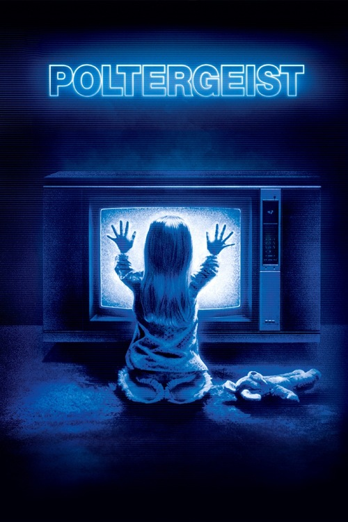 """Poster for the movie """"Poltergeist"""""""