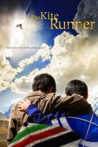 "Poster for the movie ""The Kite Runner"""