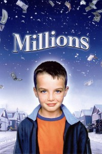 """Poster for the movie """"Millions"""""""