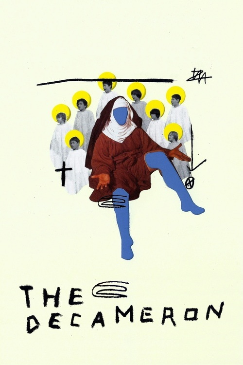 """Poster for the movie """"The Decameron"""""""