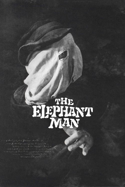 """Poster for the movie """"The Elephant Man"""""""
