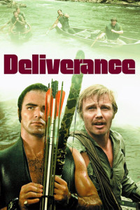 "Poster for the movie ""Deliverance"""