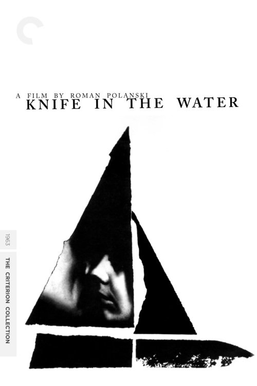"Poster for the movie ""Knife in the Water"""
