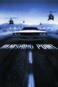 """Poster for the movie """"Vanishing Point"""""""