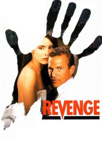 "Poster for the movie ""Revenge"""