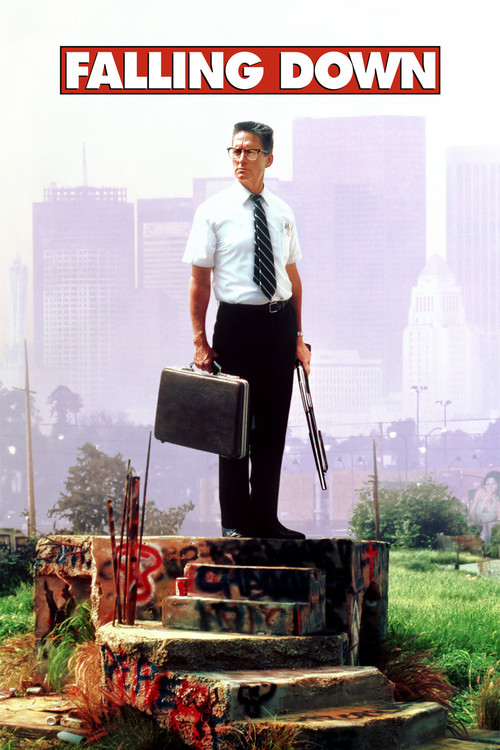 """Poster for the movie """"Falling Down"""""""