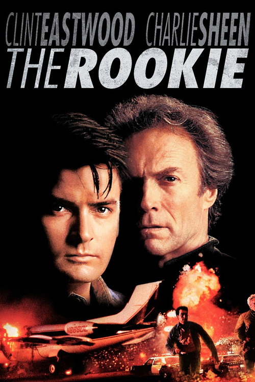 """Poster for the movie """"The Rookie"""""""