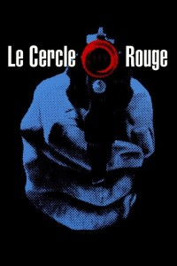 "Poster for the movie ""Le cercle rouge"""