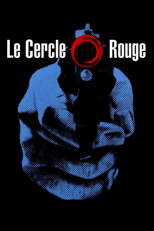 """Poster for the movie """"Le cercle rouge"""""""