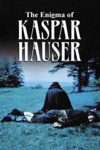 "Poster for the movie ""The Enigma of Kaspar Hauser"""