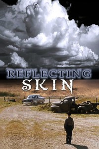 "Poster for the movie ""The Reflecting Skin"""