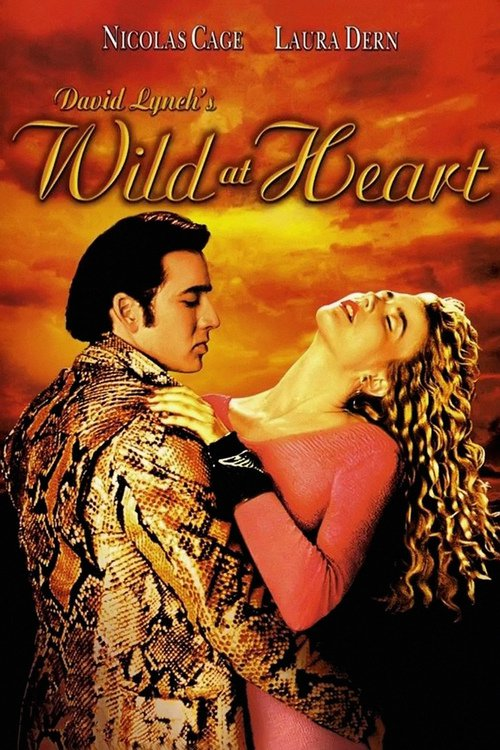 "Poster for the movie ""Wild at Heart"""