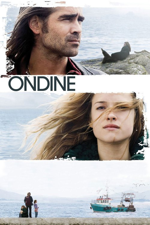 "Poster for the movie ""Ondine"""
