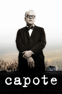 "Poster for the movie ""Capote"""