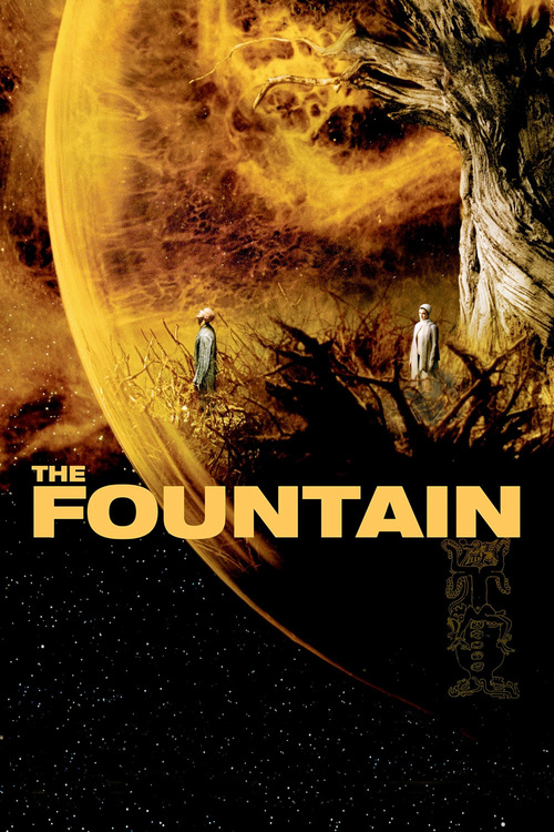 """Poster for the movie """"The Fountain"""""""