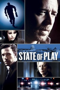 "Poster for the movie ""State of Play"""