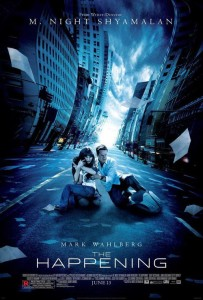 """Poster for the movie """"The Happening"""""""