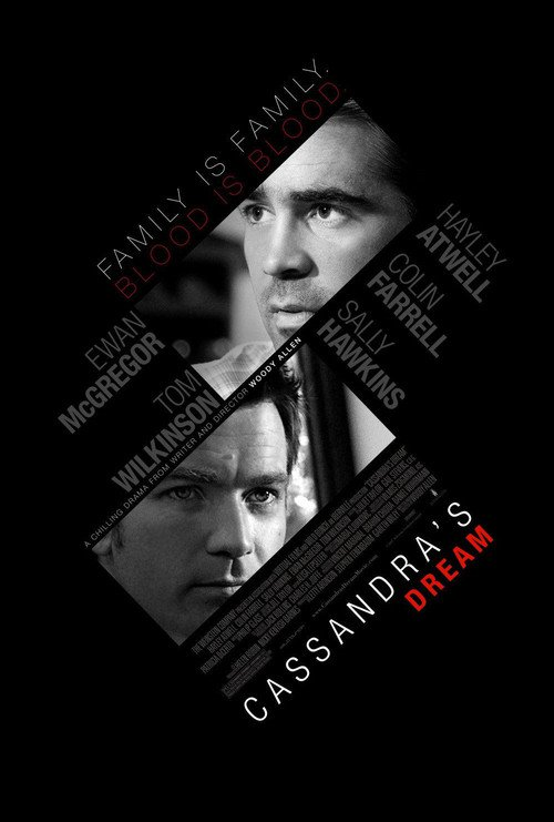 "Poster for the movie ""Cassandra's Dream"""