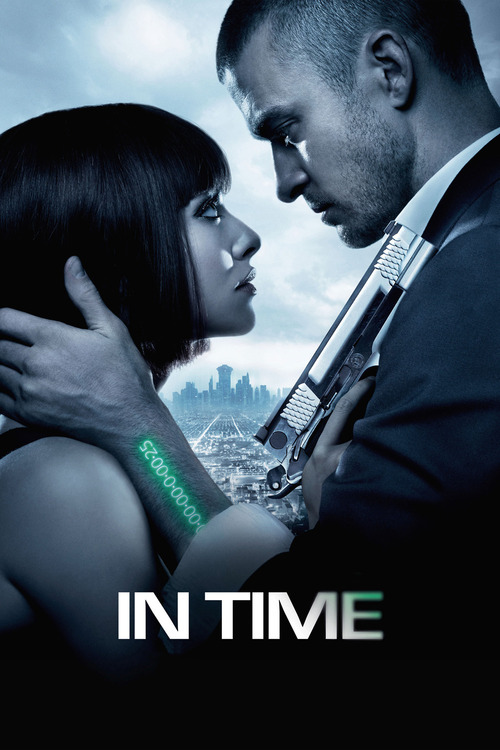 """Poster for the movie """"In Time"""""""