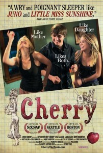 "Poster for the movie ""Cherry"""
