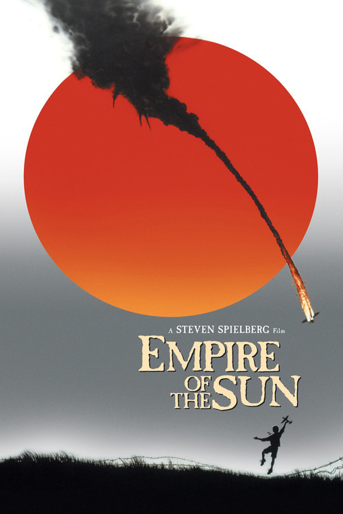 "Poster for the movie ""Empire of the Sun"""