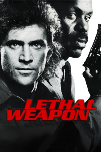 "Poster for the movie ""Lethal Weapon"""