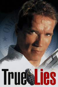 """Poster for the movie """"True Lies"""""""