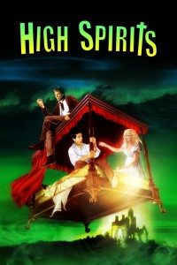 "Poster for the movie ""High Spirits"""