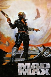 "Poster for the movie ""Mad Max"""