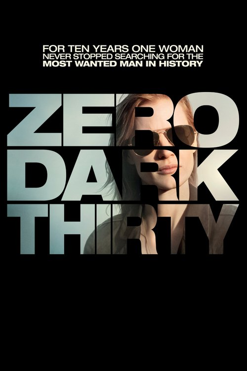 "Poster for the movie ""Zero Dark Thirty"""
