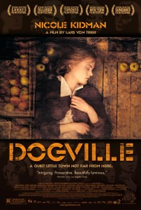 "Poster for the movie ""Dogville"""