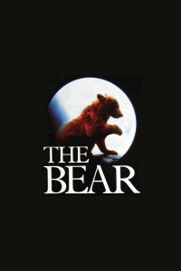 """Poster for the movie """"The Bear"""""""