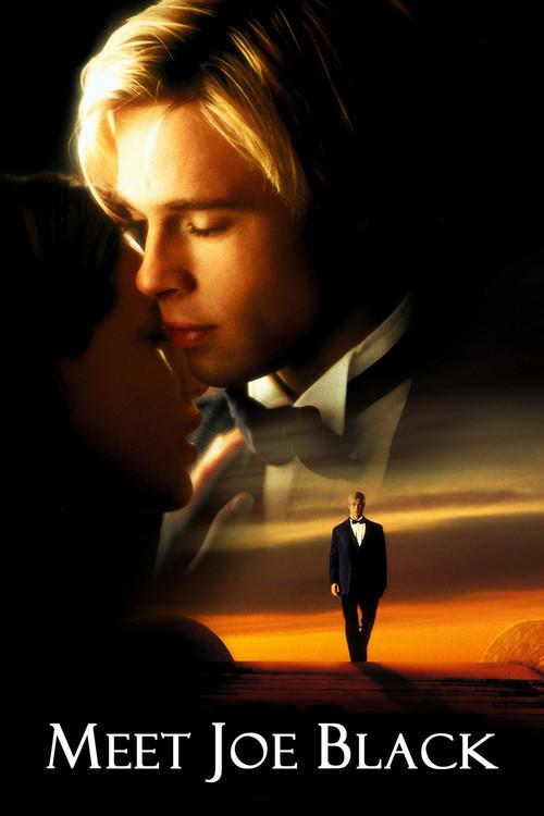 "Poster for the movie ""Meet Joe Black"""