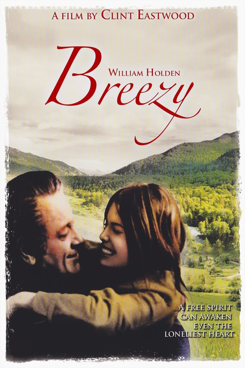 "Poster for the movie ""Breezy"""