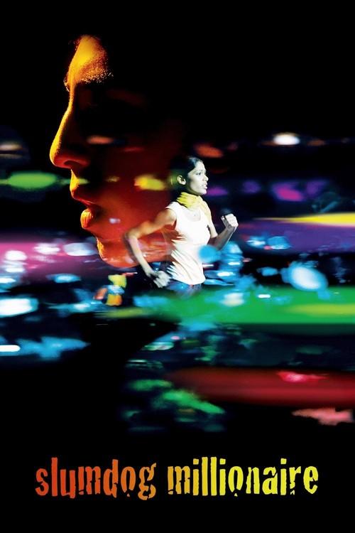 "Poster for the movie ""Slumdog Millionaire"""