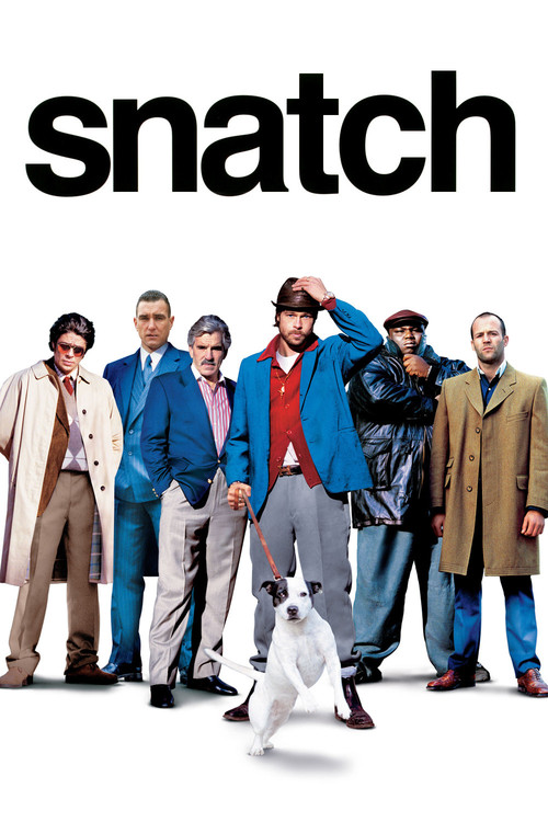 "Poster for the movie ""Snatch"""