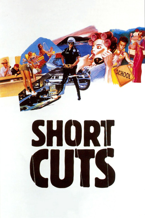 """Poster for the movie """"Short Cuts"""""""