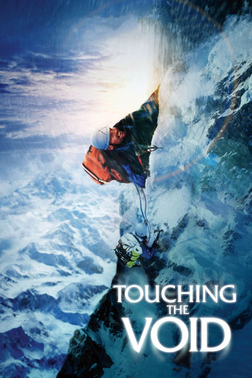 """Poster for the movie """"Touching the Void"""""""