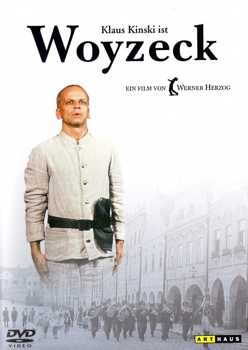 "Poster for the movie ""Woyzeck"""